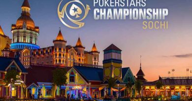 PokerStars Sochi